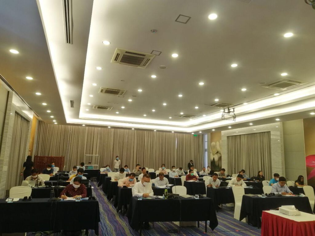 ICAT Cambodia MRV workshop II